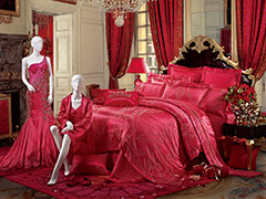 巴黎春天家纺产品展示