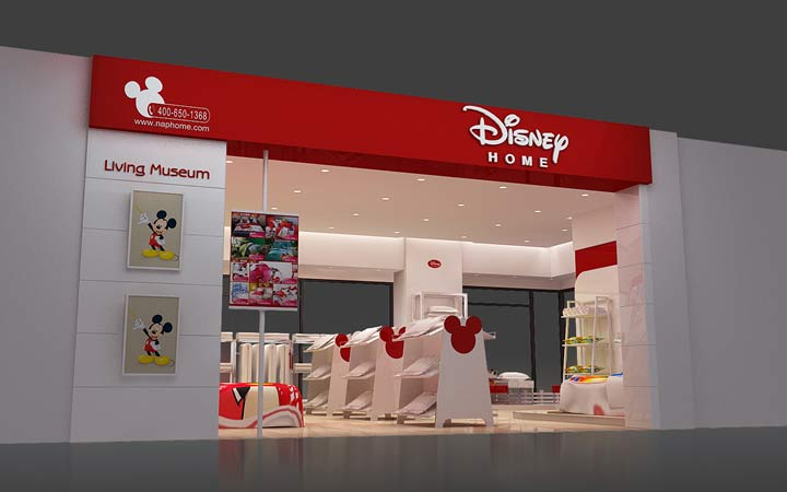 公司免费提供店铺施工图纸,和陈列设计图; (2)工程监理对店面装修进行