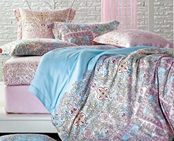 罗曼罗兰家纺产品展示
